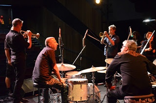Behind the scenes at Wangaratta Jazz Festival