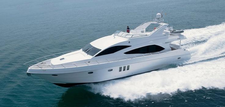 Majesty 77 - Boranova Denizcilik #yacht