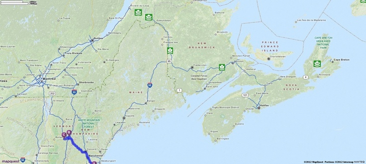Driving Directions from Andover, Town Of, Massachusetts to Boston, Massachusetts | MapQuest