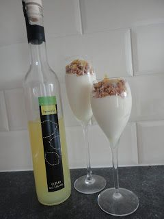 Cooked With Love: Mousse van Limoncello