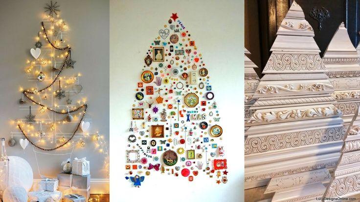 Alternativas para el arbol de navidad! / Alternatives for the christmas tree
