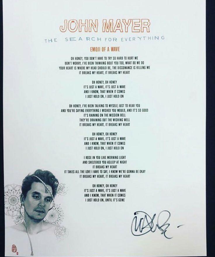 JOHN MAYER chords   E-Chords.com
