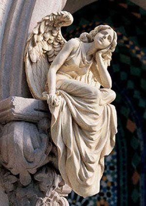 sculpture & statues | angel