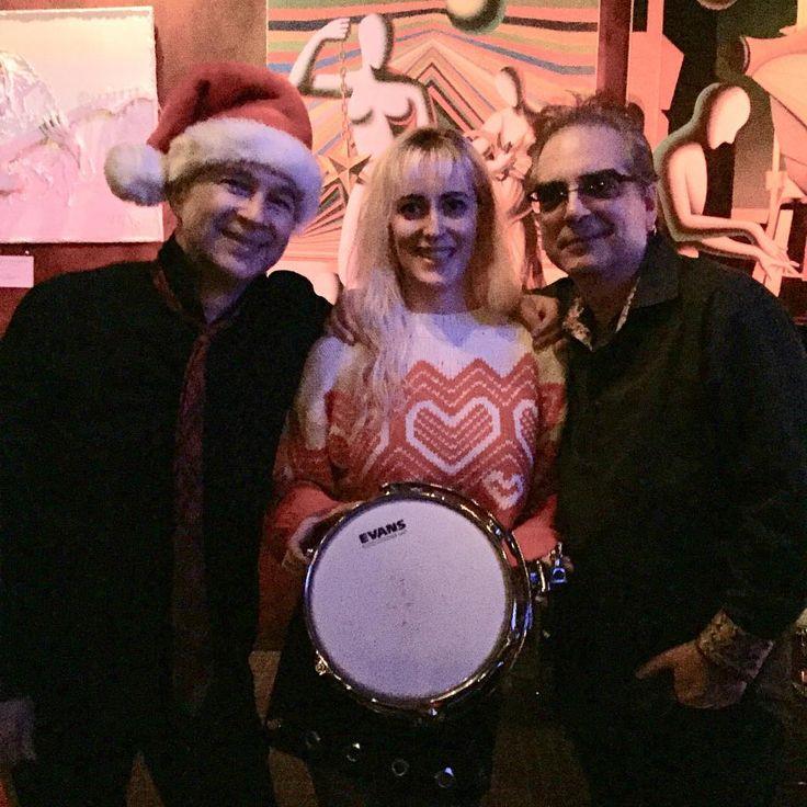 #ShawnPelton #rosieslater #billyamendola #snl #drummers #drums #musicians #percussion @rosieslaterdrums @modern_drummer @cuttingroomnyc #friends #saturdaynightlive