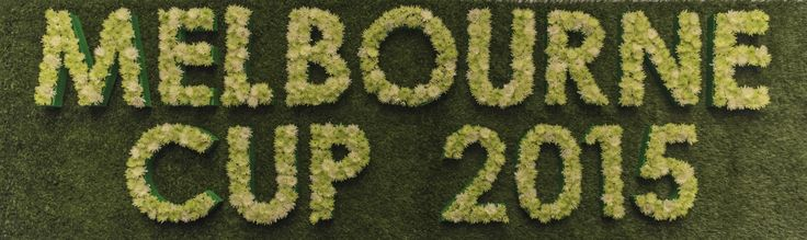 Melbourne Cup Floral Welcome