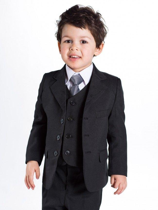 Baby Boys black suit