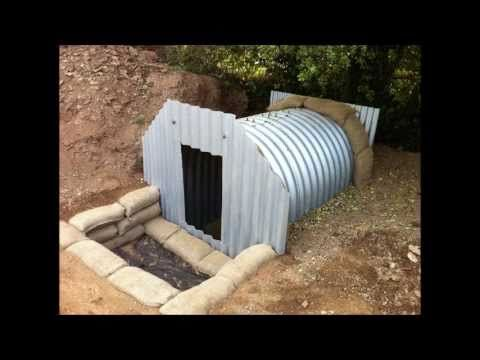 ▶ Anderson Shelter Restoration Project - YouTube