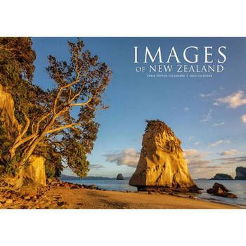 New Zealand Images of New Zealand Calendar 2014