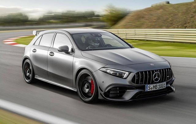 We Have Pricing For The New Mercedes Amg A 45 S And A 35 Sedan