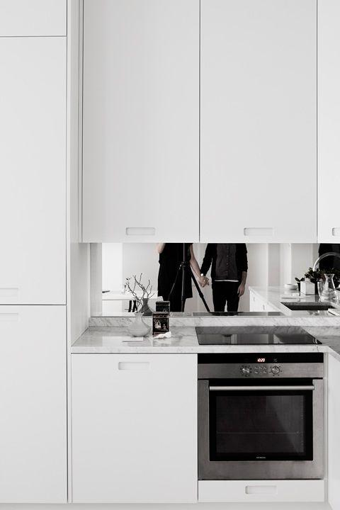 EO6 / crédence miroir : du bruit...