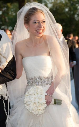 chelsea clintons wedding gown is my favorite. doesn't everyone wish they had that budget
