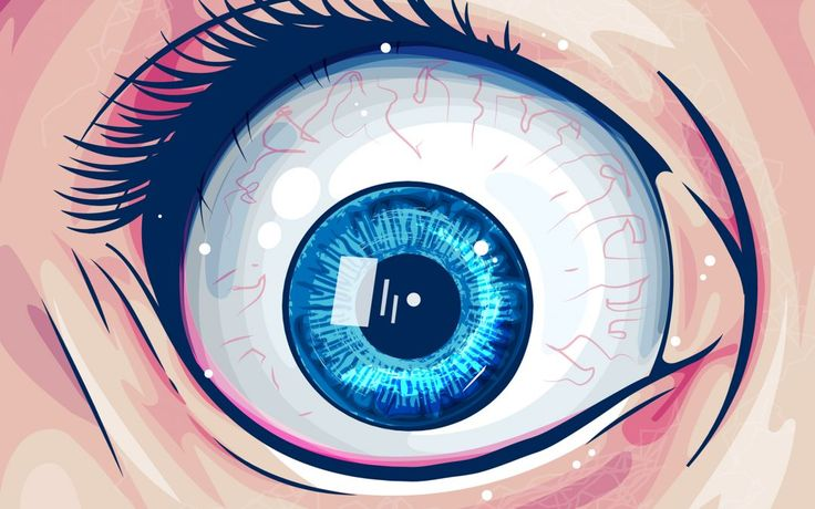A faster way to draw an eye in Illustrator | Illustrator ...