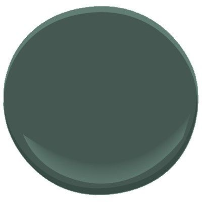 crisp romaine benjamin moore good dark moody color