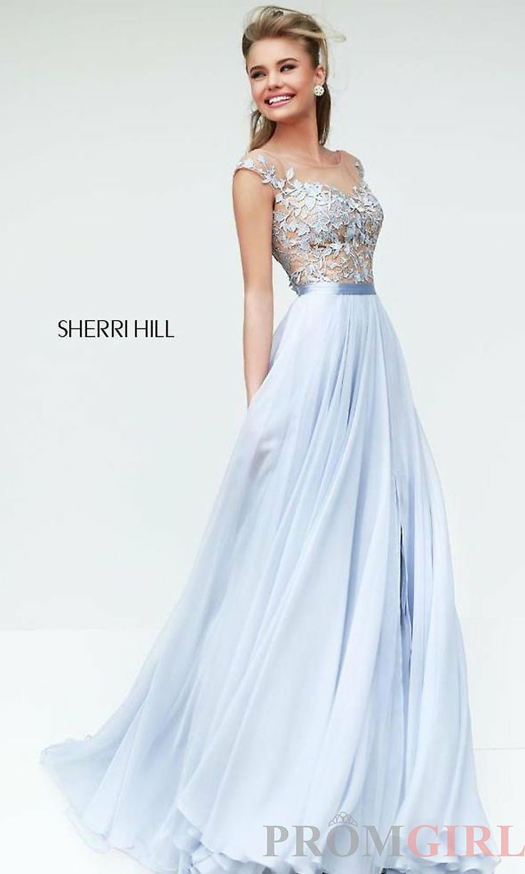 light shades of long prom dresses ides (1)