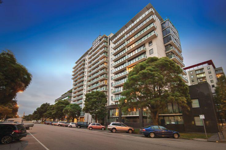 1005/38 Bank Street South Melbourne VIC 3205 Real Estate SOUTH MELBOURNE - SOLD