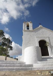 Chapel of Nossa Senhora de Aracelis, Castro Verde - Alentejo, Portugal