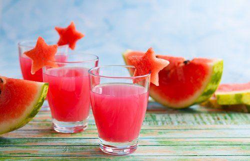 Recetas de limonada de sandía - Mejor con Salud
