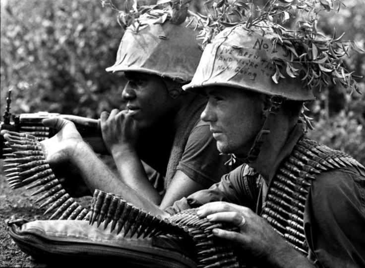 September, 1967: U.S. Marines from 3rd Battalion, 5th Regiment, 1st Marine Division, Operation Swift