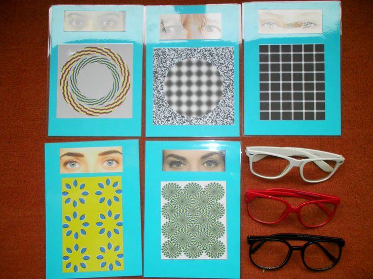 Naar aanleiding van gesprek: oma draagt een bril. een kijktafel. *liestr*