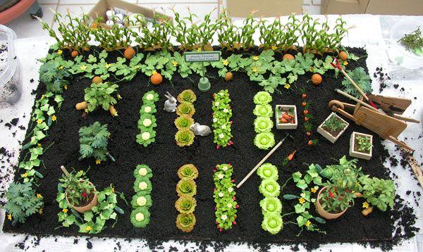Miniature Garden Plants & Accessories by Belara Beach Originals.