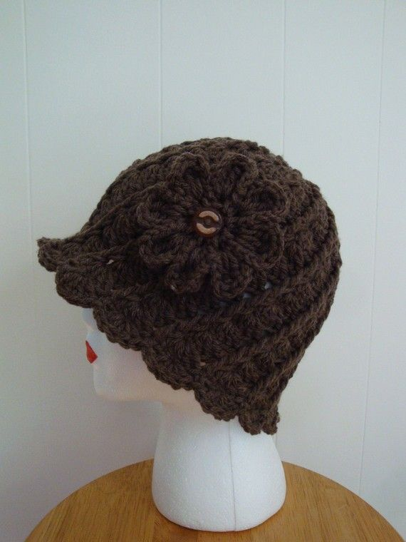 Crochet Hat Patterns Step By Step : Symbol Crochet PATTERN and Colorful step by step images ...