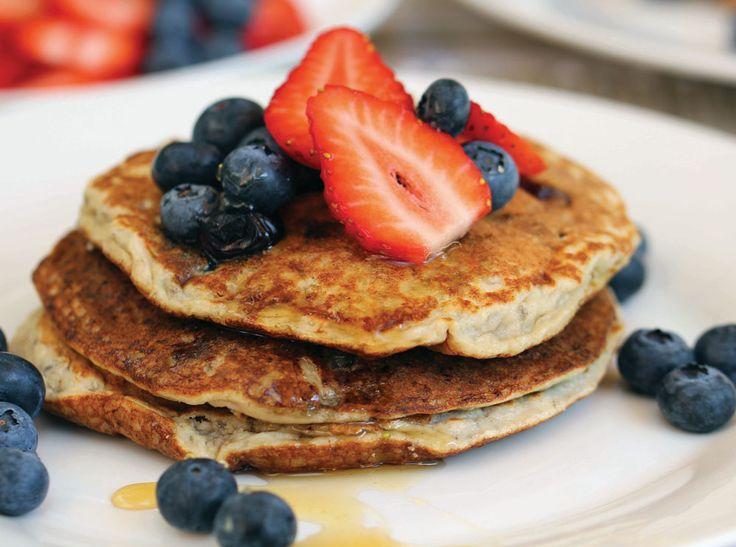 Energize Me Grain Free Pancakes