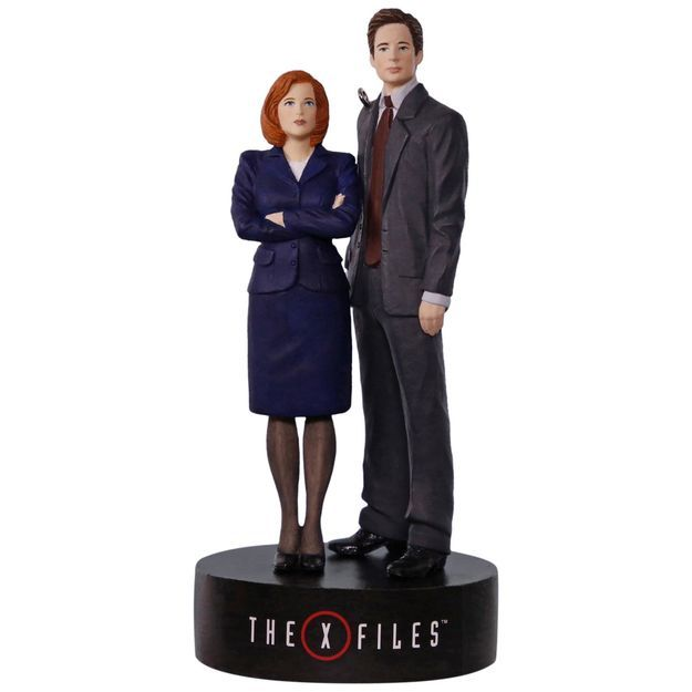 The X-Files™ Scully and Mulder Musical Ornament