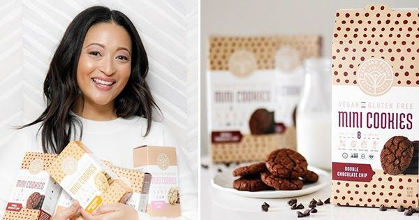 Black Owned Vegan Cookie Brand Secures 1 Million Investment From Jay Z S Venture Fund Vegan Cookie Brands Vegan Cookies Cookies Branding