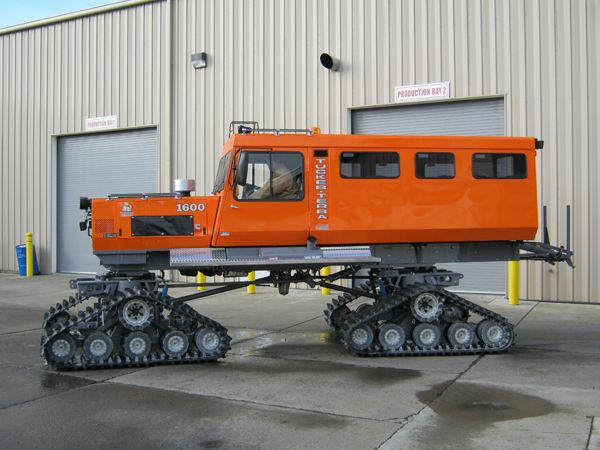 1643 Tucker-Terra Sno-Cat®