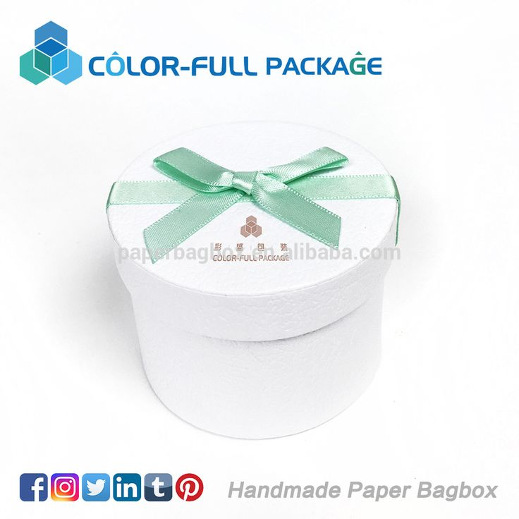 China Manufacture Embossing Branded Luxury Round Shaped Cylinder cardboard boxes packaging