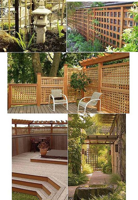 60 Best Small Garden Fence Ideas Images On Pinterest
