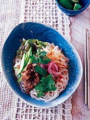 【ELLE a table】ベトナム風冷麺レシピ エル・オンライン