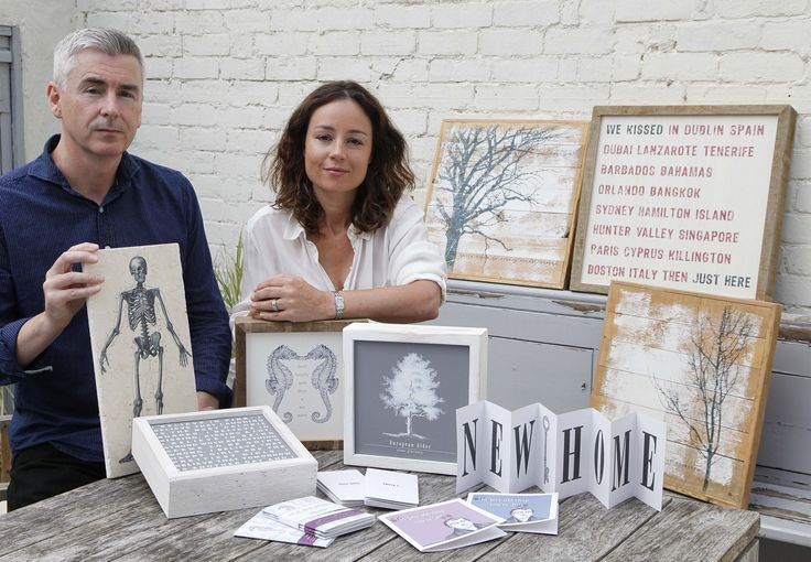 Mark Coulson and Hannah Macleod, founders of Coulson Macleod (photo courtesy of Pride Magazines)
