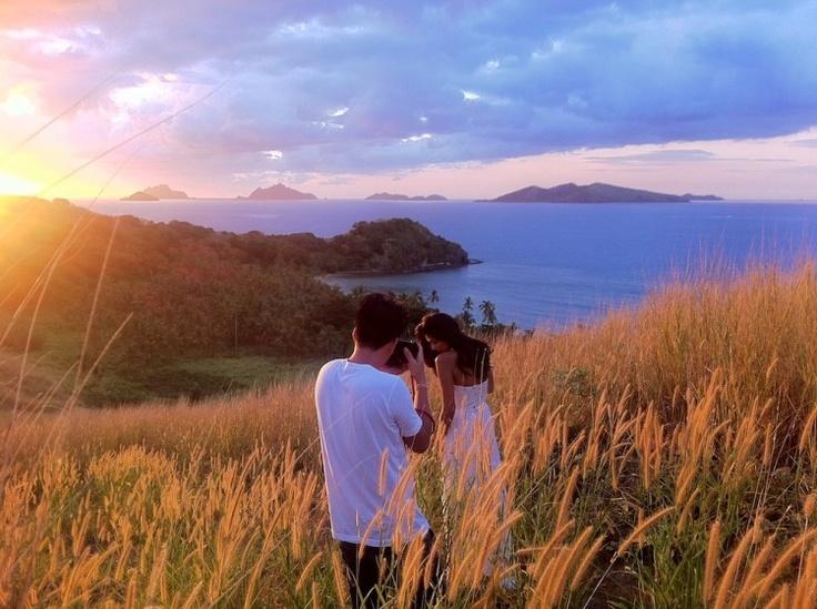 Tadrai Island Resort, Fiji. (PS follow The LANE on instagram: the_lane)