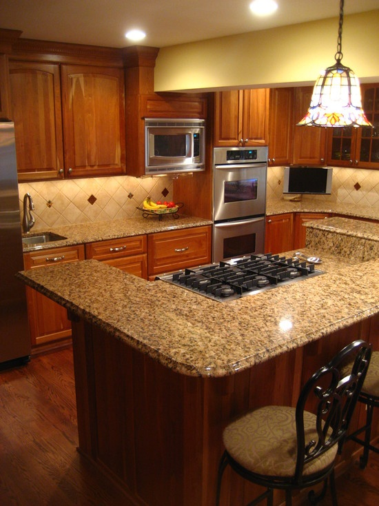 23 Best Images About Kitchen On Pinterest Black Granite Wood Floor Kitchen And Kitchen Backsplash