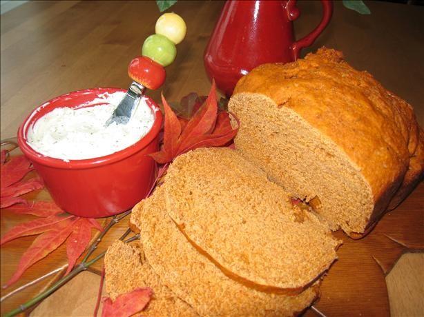 Bread Machine Tomato Bread