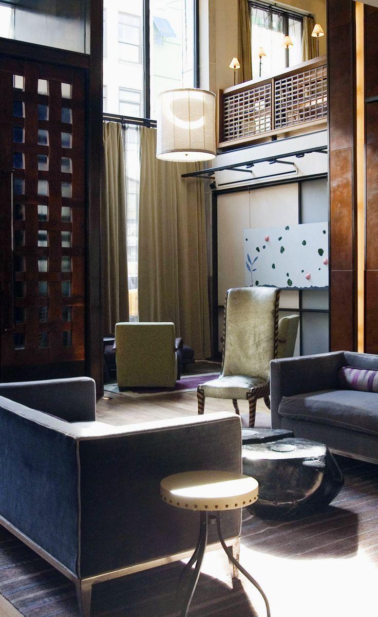 Chambers Hotel In Midtown Manhattan New York Ny Chambersnewyork