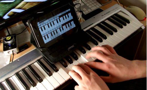 Recopilación de apps para hacer música