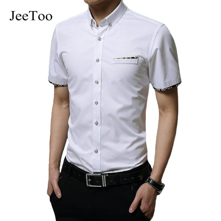 Mens Formal White Shirts Custom Shirt