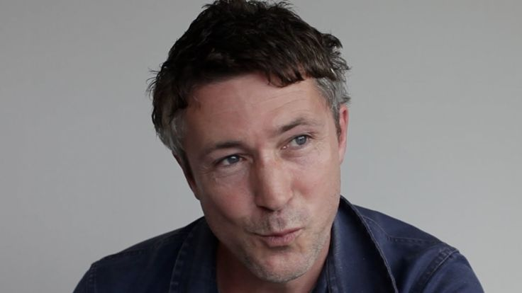 That smirk at the end.. Aidan Gillen interview 'Beneath the Harvest Sky', Game of Thrones (TIFF ...
