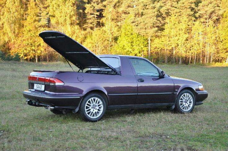 Saab 900 ng pick up