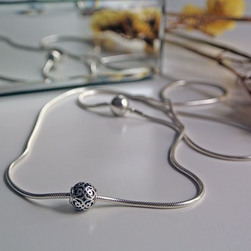 Essence Collection Silver Necklace