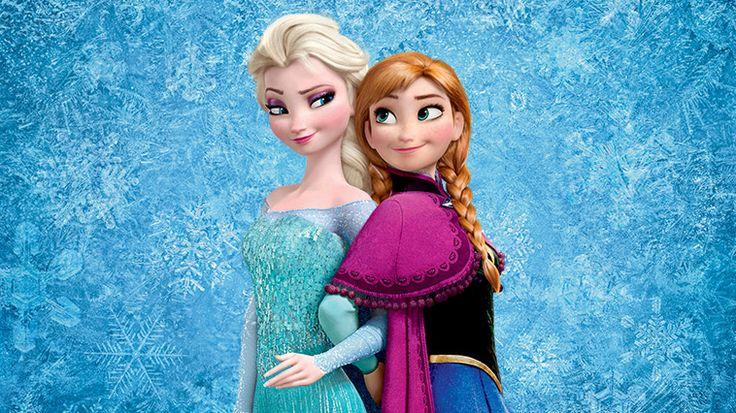 Recevez des cahiers d'activités Frozen GRATUITS !!!