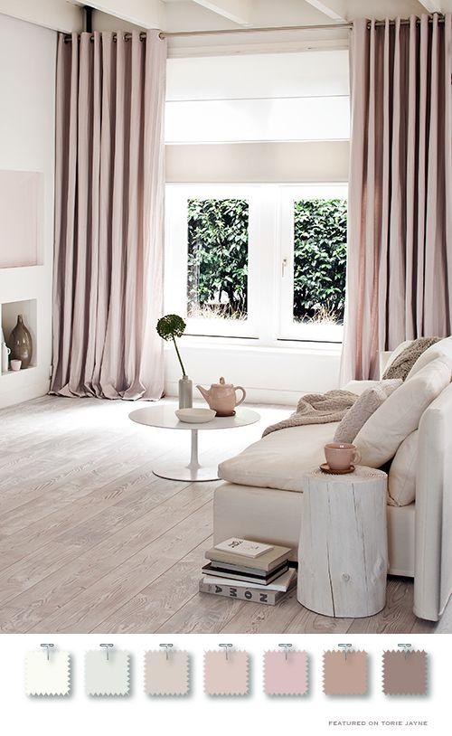 die besten 25+ schlafzimmer vorhänge ideen auf pinterest | graues ... - Vorhänge Im Schlafzimmer
