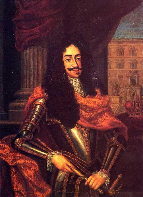 Leopold I. Habsburský, císař římský a  král český a uherský