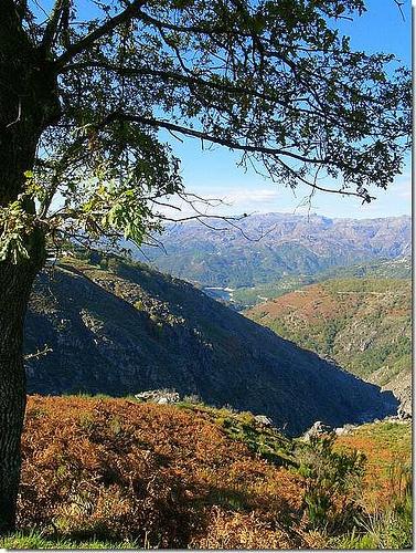 Parc national du Geres (Portugal)