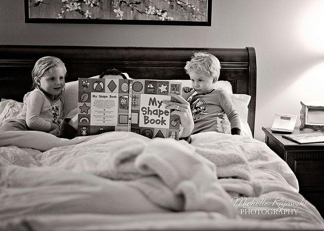 DOGADANI: Spać czy nie spać z dzieckiem?