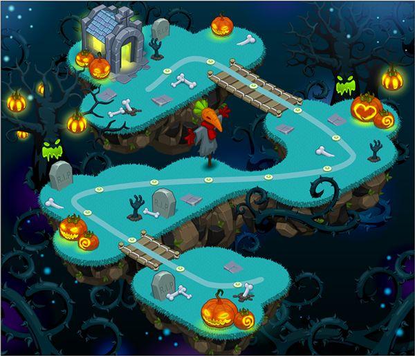 Halloween on Behance