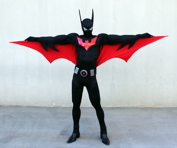 Batman Beyond cosplay/costume pics by BatmanBeyondfan2009.deviantart.com on @deviantART