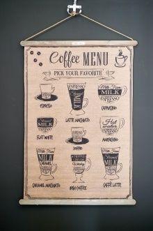 RM Coffee Menu Banner